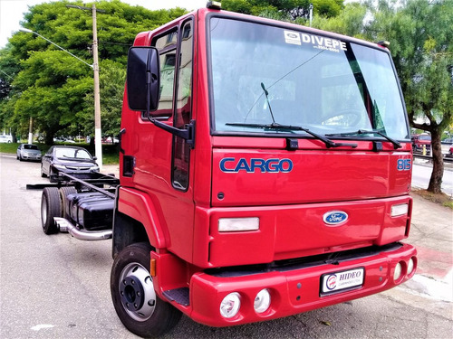 cargo 815s 05/05 impecavel