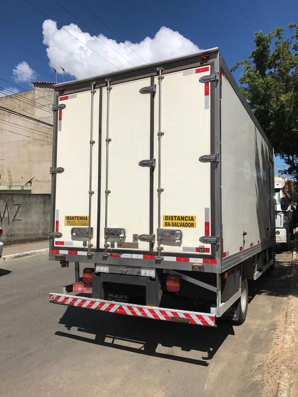 cargo 816 caminhão ford