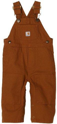 carhartt baby-boys babero lavado para bebés en general, m...