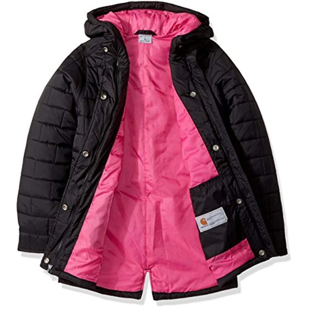 42d2f4a89b0f6 Carhartt Girls Amoret Quilted Jacket - $ 3,182.41 en Mercado Libre
