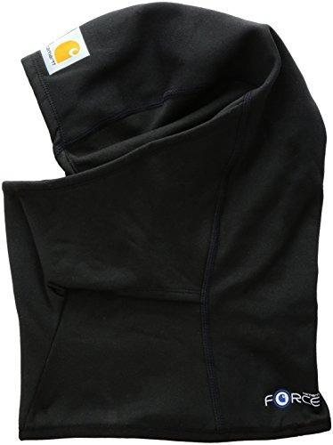 carhartt men's helmet liner mask, negro, talla única
