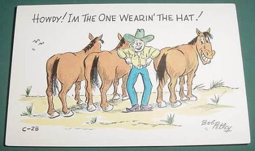 caricaturas humoristicas postal eeuu ilustrada comica 25