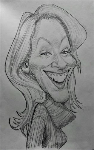 caricaturas personalizadas color - blanco y negro