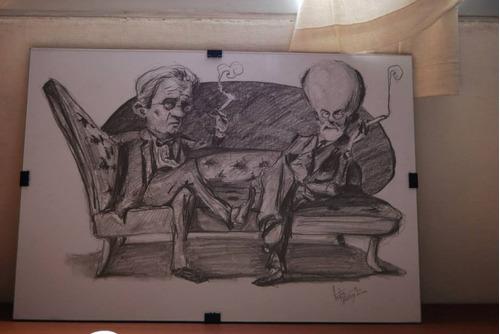 caricaturas y retratos profesionales