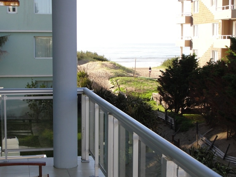 carilo cilene playa 2° piso vista al mar