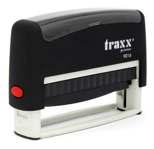carimbo de assinatura traxx 9016 já personalizado