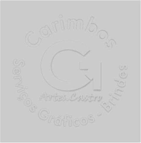 Carimbo Seco Marca Dagua Chancelar Insufilme Pelicula R 26500