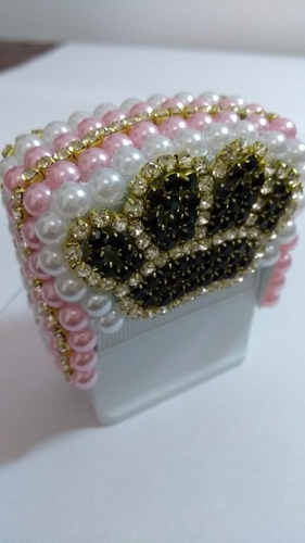 carimbos customizados com strass