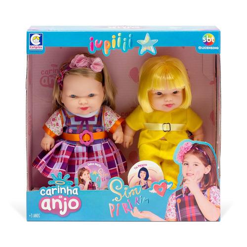 carinha de anjo dulce maria e tia peruca - cotiplás 2141