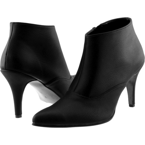 carioquitas botas vestir casuales damas tacon cuña calzado