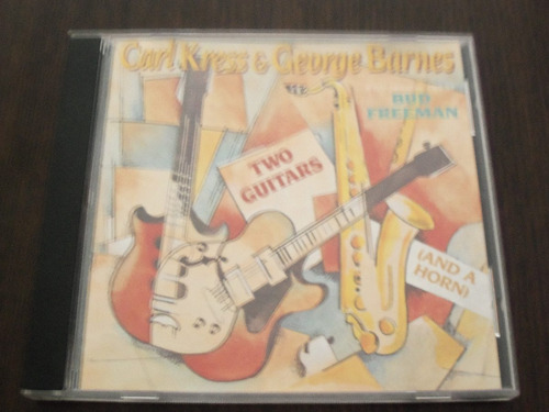 carl kress & george barnes  two guitars