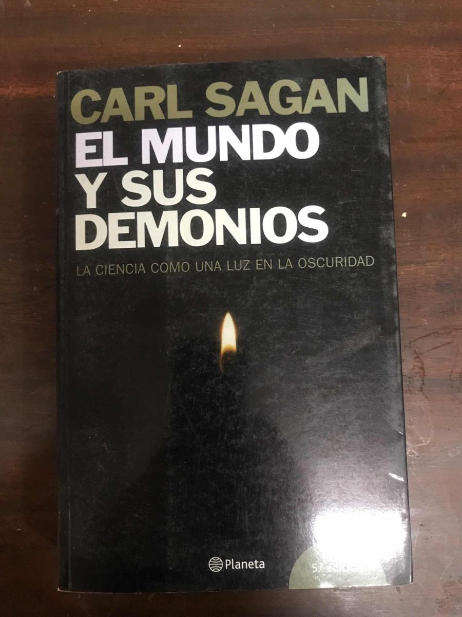 Características. Título del libro El mundo y sus demonios ...