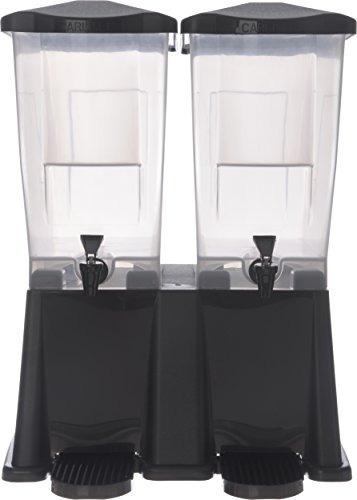 carlisle 1085703 dispensador doble de bebidas 2 x 3.5 gal