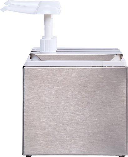 carlisle 38503 dispensador triple de salsas 1.8 litros
