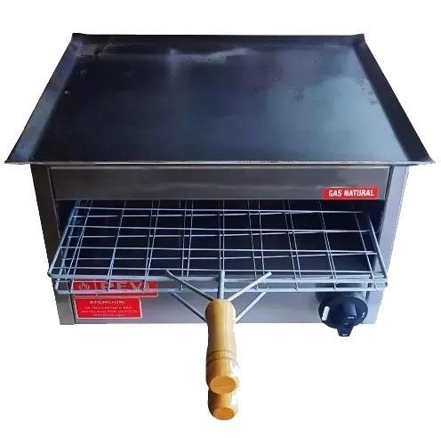 carlitero tostador  pevi con válvula seguridad