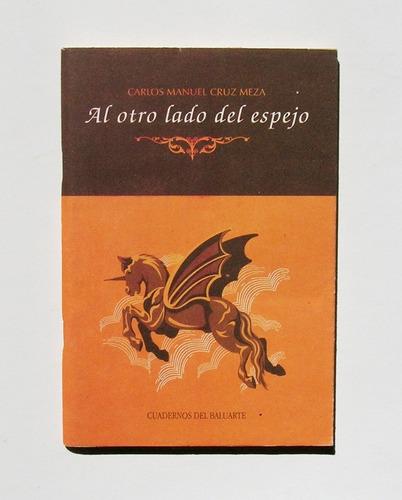 carlos cruz meza al otro lado del espejo libro mexicano 1998