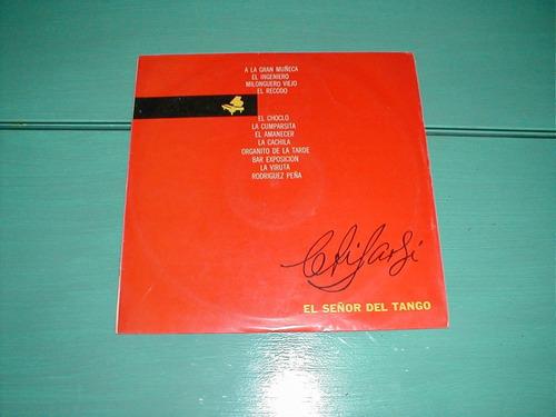 carlos di sarli el señor del tango vinilo disco records