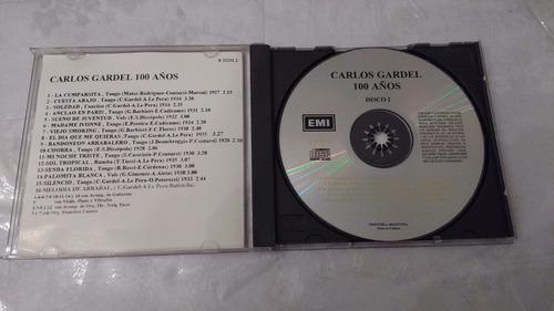 carlos gardel 1 original como nuevo