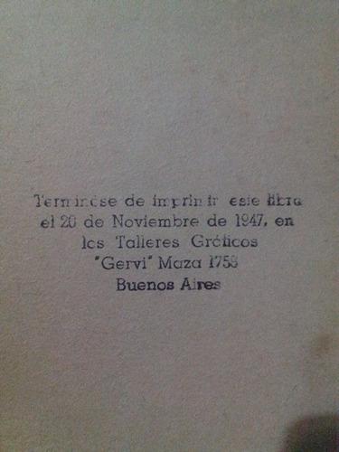 carlos gardel el ídolo de américa , biografia y tangos 1947