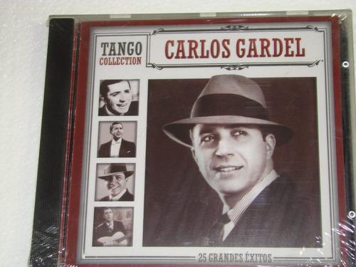 carlos gardel tango collection cd sellado