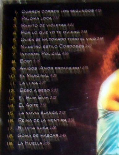 carlos la mona jimenez la historia cd nuevo  / kktus