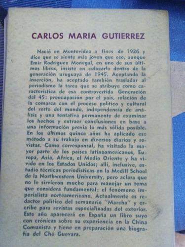 carlos maria gutierrez sierra maestra y otros reportajes