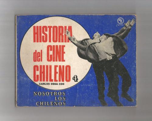 carlos ossa coo historia del cine chileno