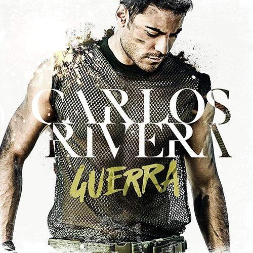 carlos rivera guerra cd + dvd nuevo 2018 original