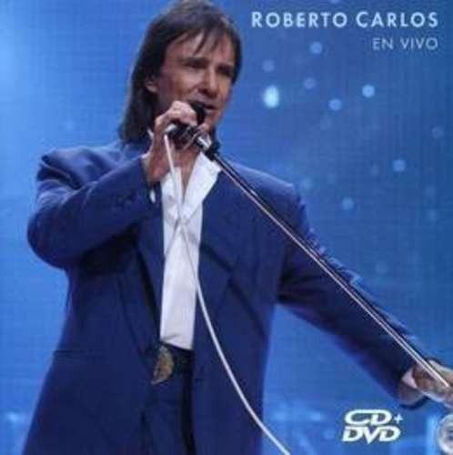 carlos roberto en vivo cd + dvd nuevo