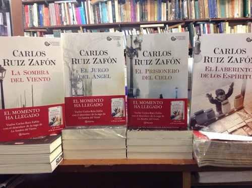 Emejing Carlos Ruiz Zafon Cuarto Libro Contemporary - Casas: Ideas ...