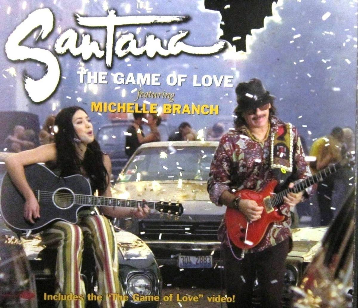 Michelle Branch - The Game Of Love (Live) - YouTube