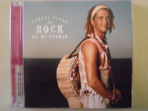 carlos vives cd el rock de mi pueblo