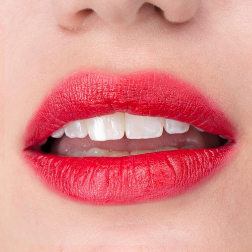 carlota #09 labial matte rojo sandia