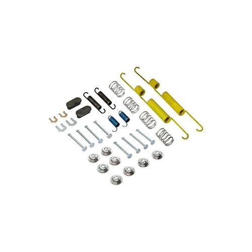 carlson quality brake parts 17253 kit de combinación de fren