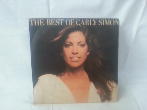 carly simon the best  vinilo