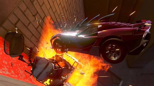 carmageddon max damage xbox one código 25 digitos