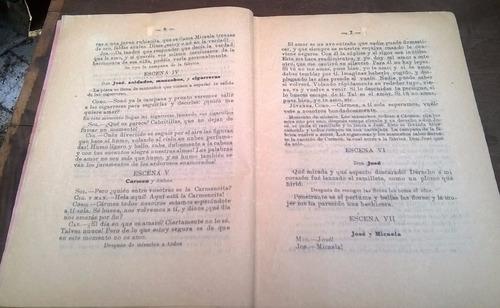 carmen h meilhac y halevy jorge bizet  1929