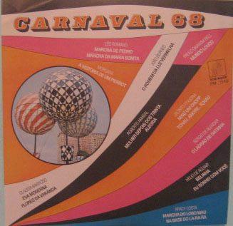 carnaval 68 - seleção - 1967
