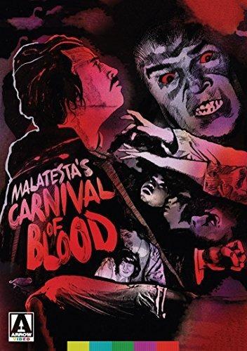 carnaval de sangre de malatesta (edición especial) [dvd]