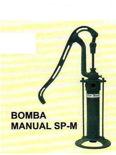 Carneiro Bomba Para Agua Manual Autentica Marumby R