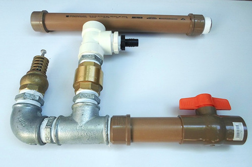 carneiro hidraulico 1.1/2 ferro galvanizado nº 4 bomba,agua