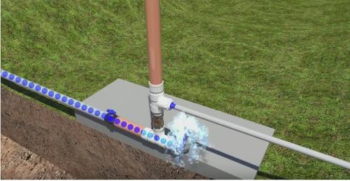 carneiro hidraulico 3/4 globo rural bomba d'agua caseira