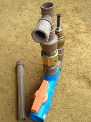 carneiro hidráulico bomba d'água 2 polegada g. rural+ brinde