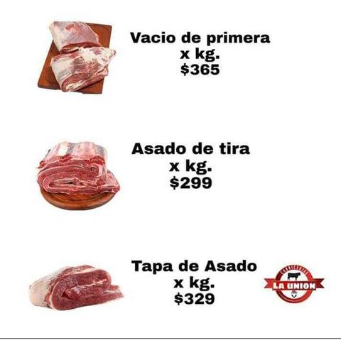 carnes la unión gonnet - la plata