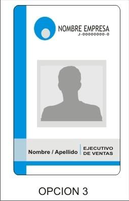 carnet identificacion pvc bs 0 03 en mercado libre