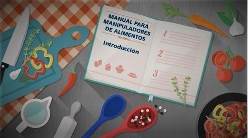 carnet manipulación de alimentos - curso virtual