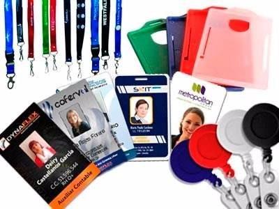 carnetización, carnet pvc, cintas,yoyos y porta carnet