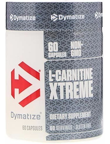 carnitina dymatize xtreme 60 servicios