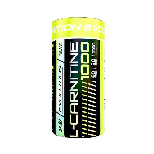 carnitina star nutrition x 60 capsulas