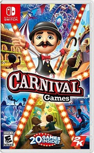 carnival games fisico sellado nintendo switch jazz pc